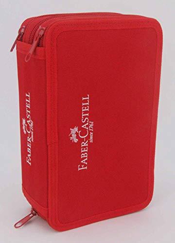 Faber-Castell 570021estuche, rojo