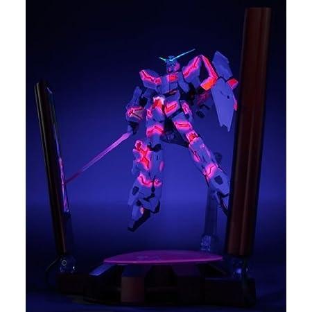 ROBOT魂 -ロボット魂-〈SIDE MS〉 機動戦士ガンダムUC ユニコーンガンダム(サイコフレーム発光仕様)&GLOWING STAGEセット(魂ウェブ限定)