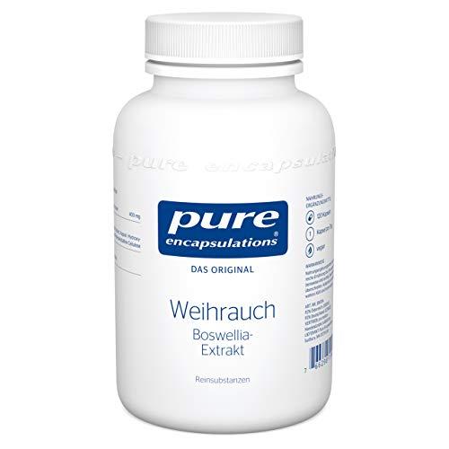 Pure Encapsulations - Weihrauch (Boswellia-Extrakt) - Hochwertiger Weihrauchextrakt reich an Boswellinsäuren - 120 vegane Kapseln