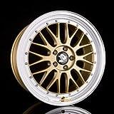 Ultra Wheels UA3 LM 8.5J 18 Zoll ET 45 LK 5x112 Alufelge Felge UA3-8518MB NEU