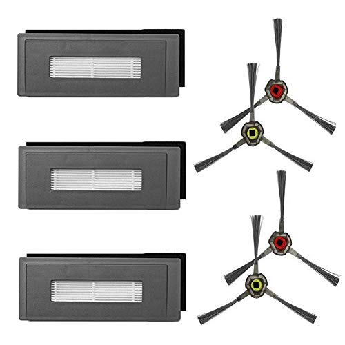 iAmoy Ersatzteile Kompatibel Ecovacs Deebot OZMO 930 Roboter Staubsauger