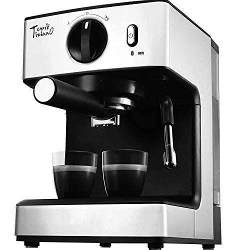 Máquina De Café De 15 Bar Con La Máquina De Espresso De La Bomba Tradicional De La Inducción De La Láctea Con La Bandeja De Goteo Y Los Accesorios Extraíbles Cappuccino Y Latte Macchiato 1250W
