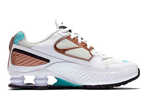 Nike Womens Shox Enigma BQ9001 100 White (7.5)