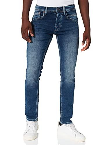 Pepe Jeans Herren Track Jeans, Denim, 36W Regulär