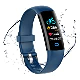 moreFit Fitness Tracker HR, Waterproof Activity Tracker Watch with Blood Pressure Monitor, Excercise...