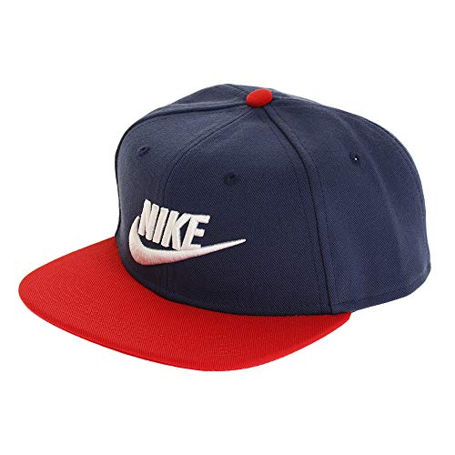 Nike Kinder Pro Futura 4 Kappe, University Red/Midnight Navy/W, 1size