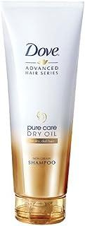 Dove Advanced Hair Series - Shampoo Pure Care Dry Oil, 250 ml