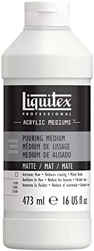 Liquitex 5408 Professional Pouring Effects Medium, 237 ml