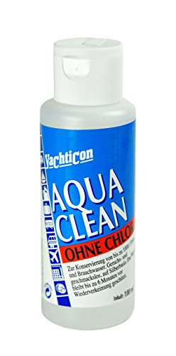 YACHTICON Aqua Clean AC ohne Chlor, Volumen: 100ml