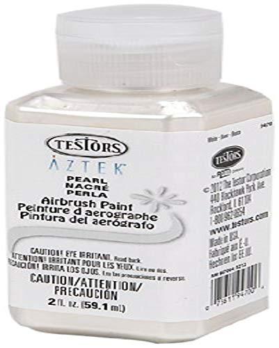 Testors Airbrush Paint, Pearl White (9470)