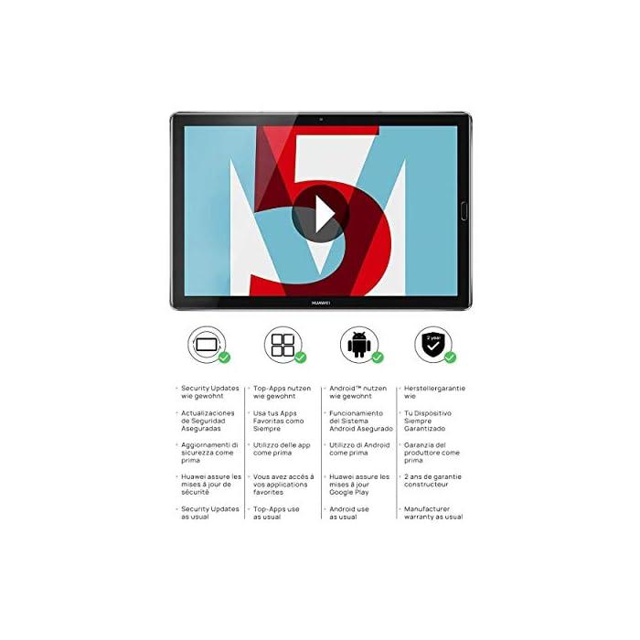 HUAWEI MediaPad M5 Wi-Fi Tablette Tactile 10.8