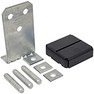 Simpson Strong-Tie CPT44SS Concealed Post Base 4 x 4, Type 316 Stainless Steel