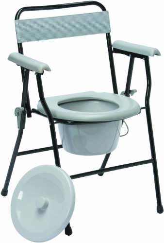 Drive Medical Klappbarer Toilettenstuhl - C017
