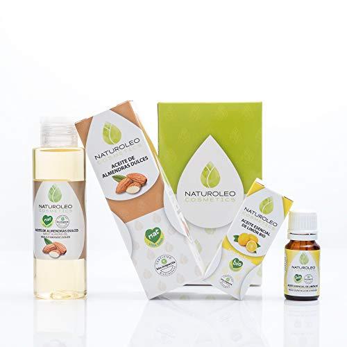 Naturoleo Cosmetics - Aceite Almendras Dulces NAT + Limón B