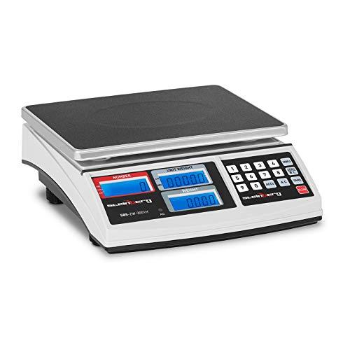 Steinberg Systems SBS-ZW-3001H Balanza Cuentapiezas Bascula DigitalB