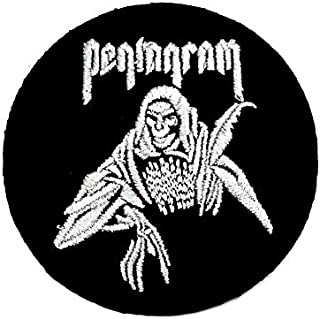Best pentagram iron on patch Reviews
