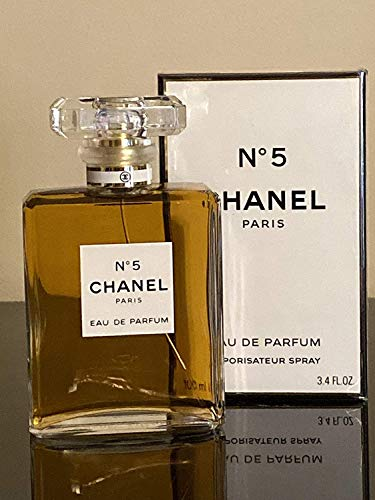 C h a n e l no.5 EDP Spray for women 3.4 OZ/100 ml