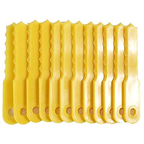 Best Deals! Cartener Yellow Replaceable Nylon Blades for Push-N-Load Head