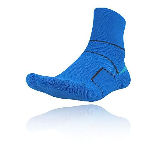 Mizuno Er Trail Socks Strümpfe, Glänzendes Blau, S