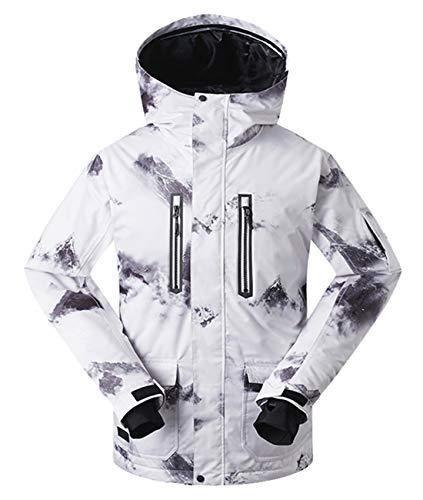 APTRO Men's Skiing Jacket Waterproof Windproof Breathable Snow Coat #070 L