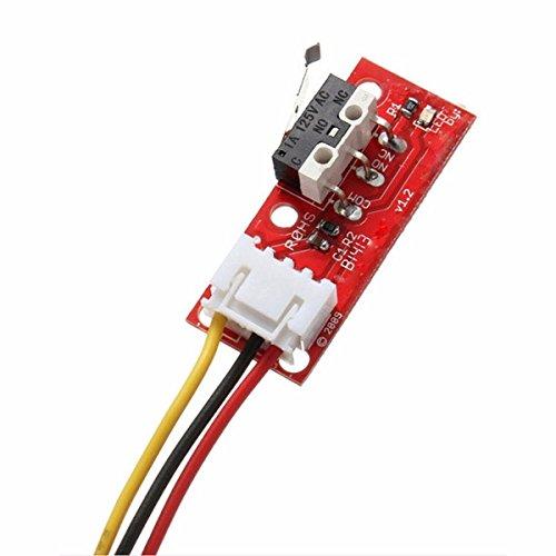 1.4 Interruptor de Tope mecánico rampas para RepRap Mendel Impresora 3D con...