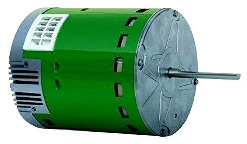 Evergreen Scientific- 6205E GE - Genteq 1/2 HP 230 Volt Replacement X-13 Furnace Blower Motor
