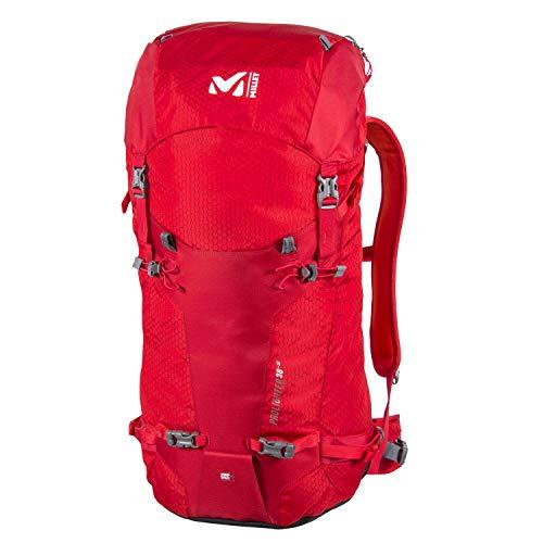 Millet Unisex-Adult PROLIGHTER38+10 Rucksack, Red - Rouge, 48