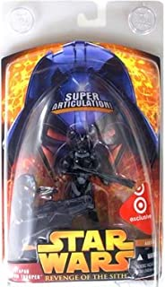 Star Wars Revenge of the Sith Utapau Shadow Trooper Figure