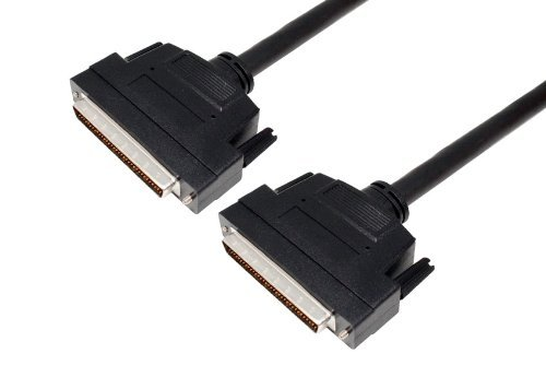 Data Storage Cables, p/n C4040-3PBU: HD68 Male - HD68 Male, 3FT, Madison Universal Cable [Electronics]