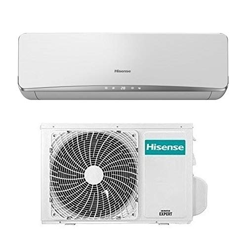 Hisense - Aire acondicionado New Eco Easy Inverter 2018 - Color blanco