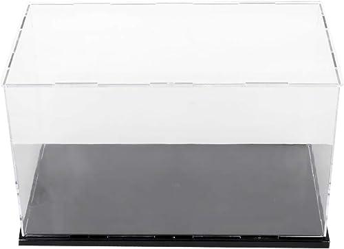 Envio gratis en todas las ordenes Baoblaze Acrílico Escaparate Estuche Estuche Estuche de Almacenamiento para Modelo Figura, Transparente Ligero (5 Tamaños para Elegir) - 40x30x30cm  primera reputación de los clientes primero