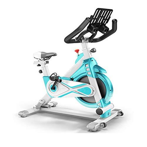 YUANP Bicicletas Estaticas Baratas,maquinas De Gimnasio para Casa Fitness En Casa Total Crunch Indoor Estatica Plegable con Respaldo Bicicleta Spinning Bicicletas Estáticas Y De Spinning