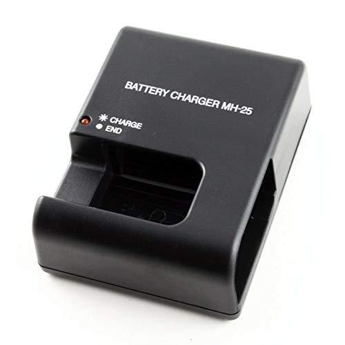 Carregador MH-25 compatível com câmera Nikon D7500, D7200, D7100, D7000, D850, D750, D500, D810a, D810, D800e, D800,D610, D600