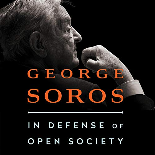 In Defense of Open Society audiobook cover art