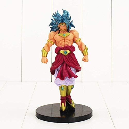 Anime Cadeaux 18 cm Anime Dragon Ball Z Figure Sculptures Grand Budoukai 7 vol 3 Broly PVC Action Figure Dragonball Broly Jouets Cadeau