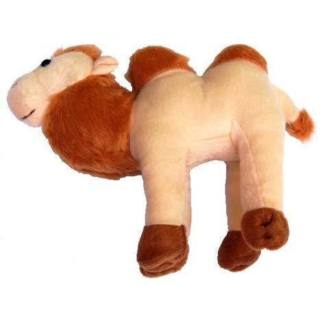 Camelo de Pelúcia 30 Cm Antialérgico