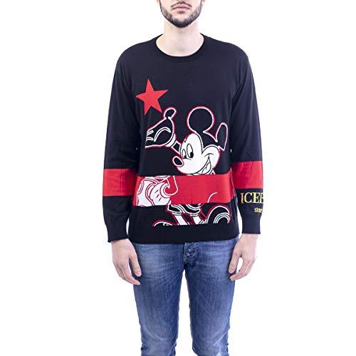 Iceberg Fashion Mens A03076339000 Multi kleuren trui |