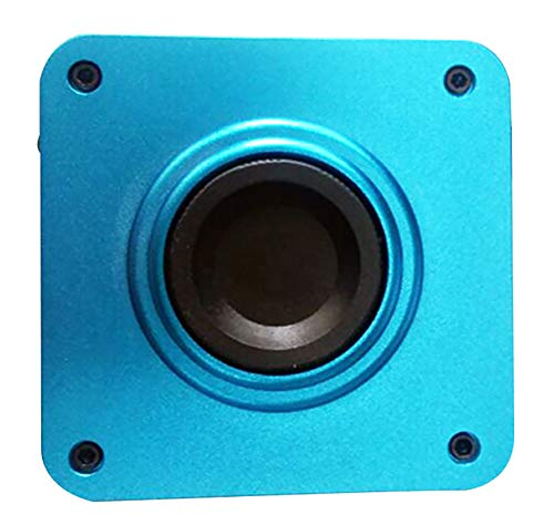 Astcampan 16MP Full HD 1080P 60FPS HDMI Full USB C-Mount HD 4K Industry Microscope Camera