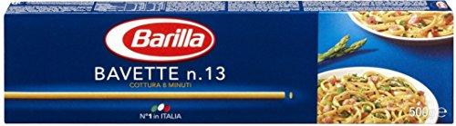 5x Pasta Barilla Bavette Nr. 13 italienisch Nudeln 500 g pack