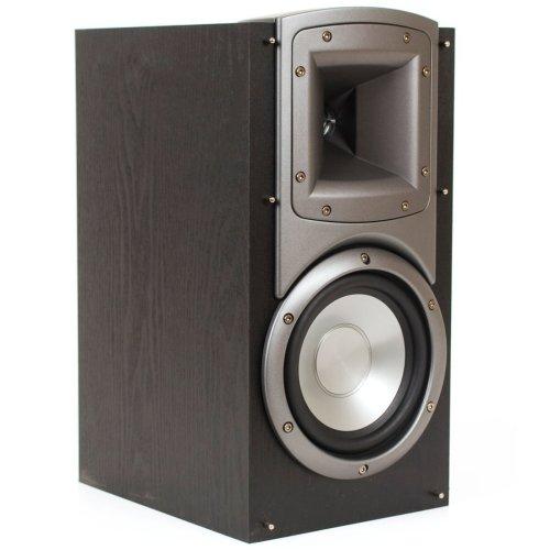 Klipsch B 3 Bass-Reflex Regallautsprecher (85/340 Watt) schwarz (Paar)
