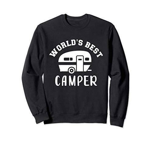 La mejor caravana de acampada del mundo Sudadera