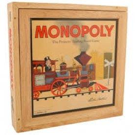 Hasbro Monopoly - Nostalgia en Caja de Metal