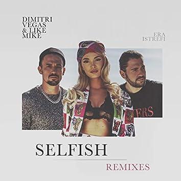 Selfish (The Remixes)