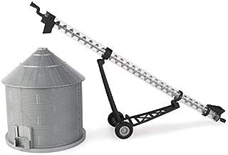 ERTL Big Farm John Deere 1: 16 Scale Grain Bin & Auger Set