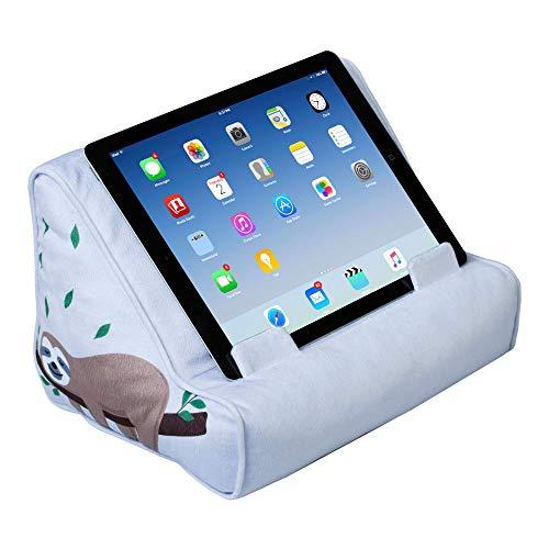 Book Couch Supporto iPad Tablet Novità Leggio in Cuscino per eReader Idea Regalo - Bradipo