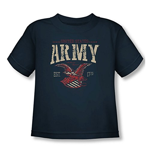 Army - - Arc Toddler T-Shirt, 2T, Navy