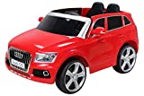 Homcom Audi Q5 rot im Vergleich