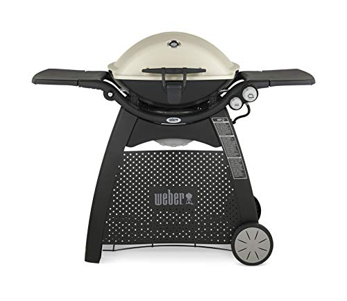 Weber 57067001 Q3200 Natural Gas Grill,White