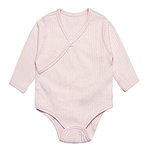 Enfants Cheris Unisex Baby 3 Pack Long Sleeve Onesies