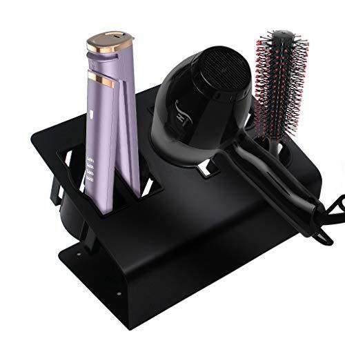 OCTOPODIS - Haarpflege & Organizer für Stylingprodukte, Aufbewahrungshalter für Haartrockner, Föhn, Glätteisen und Lockenstab